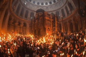 Тhe church of the Holy Sepulchre