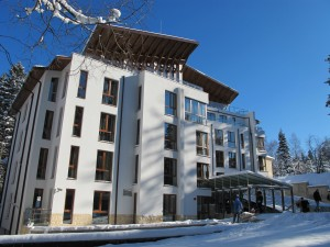 Hotel Radinas Way, Borovets