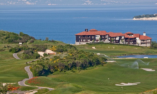 Thracian Cliffs The Best Golf Resort For 2014 Bulgaria Travel News