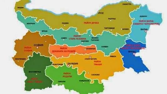 Nova Turisticheska Karta Na Blgariya Turisticheski Novini Ot Blgariya