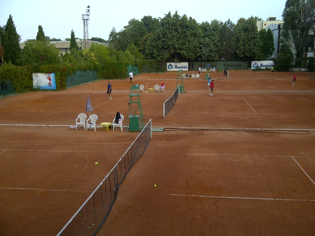 play tennis holiday Bulgaria