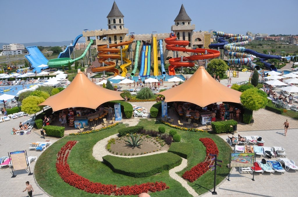 Aqua Paradise prices aquaparks bulgaria