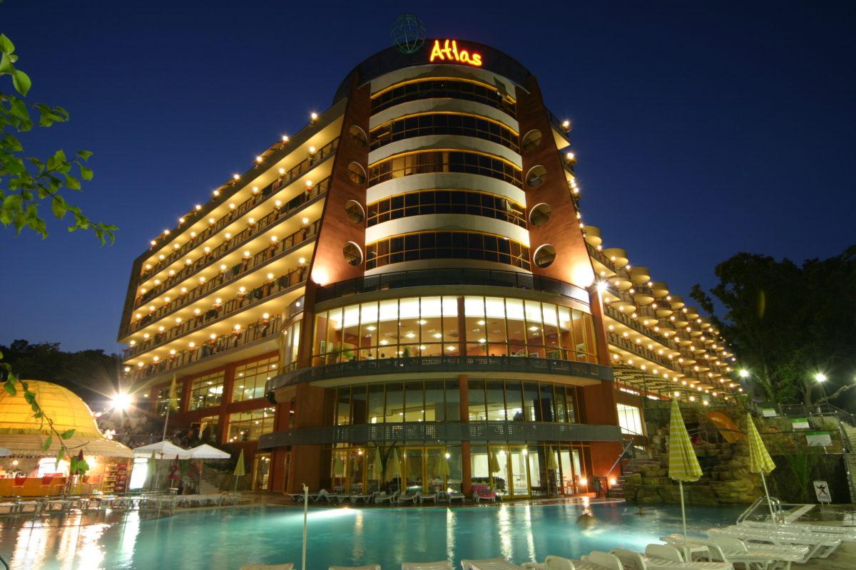 Hotel Atlas, Golden Sands
