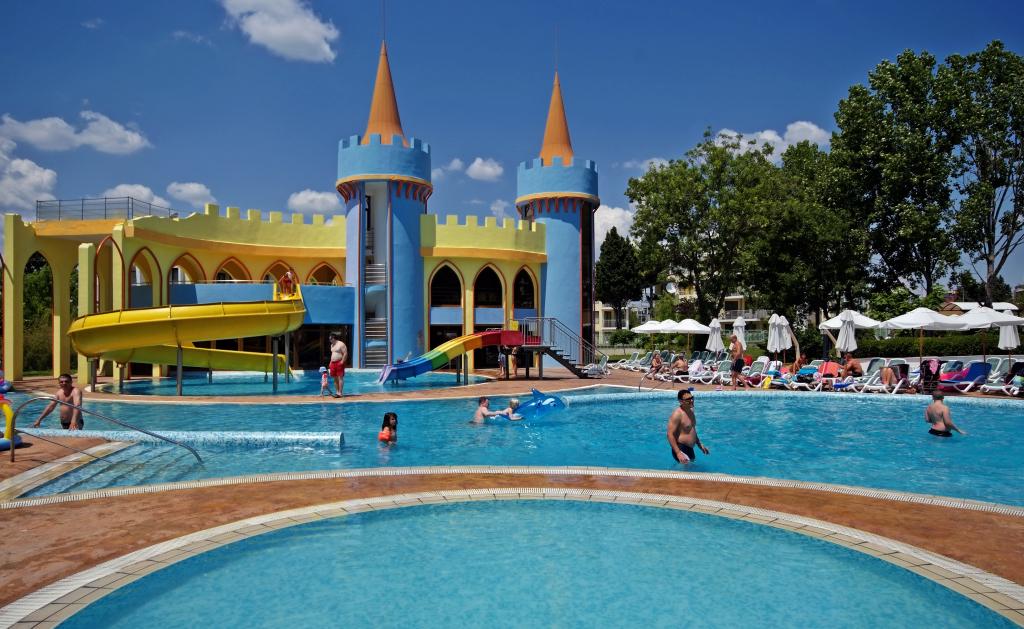 hotels aquapark summer holiday bulgaria SOLNessebarPalace