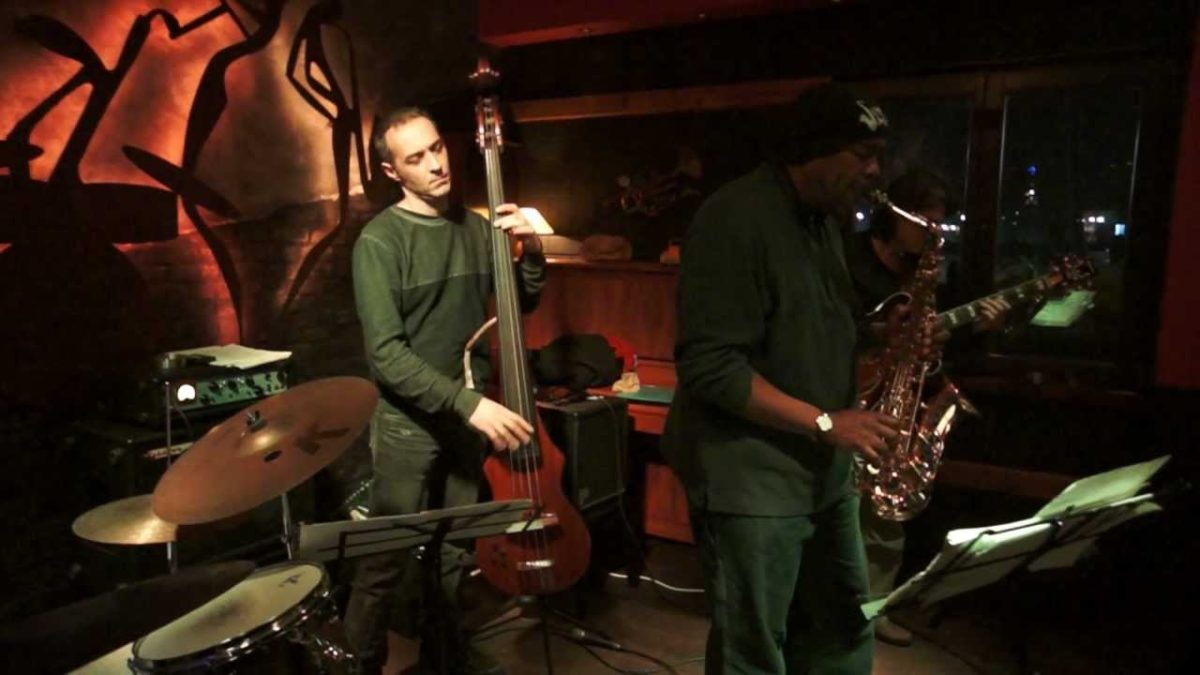 saxophonist jazz craig baily albena