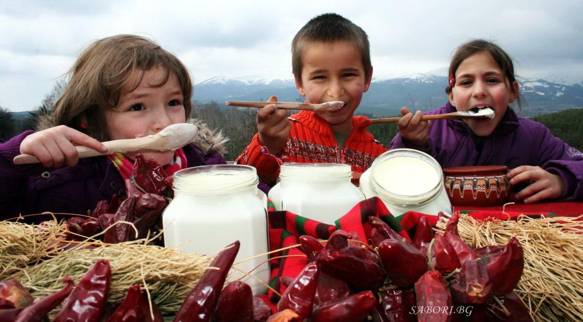 Festival yogurt Momchilovtsi