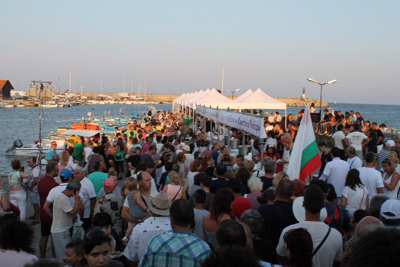 Fish Festival Tsarevo