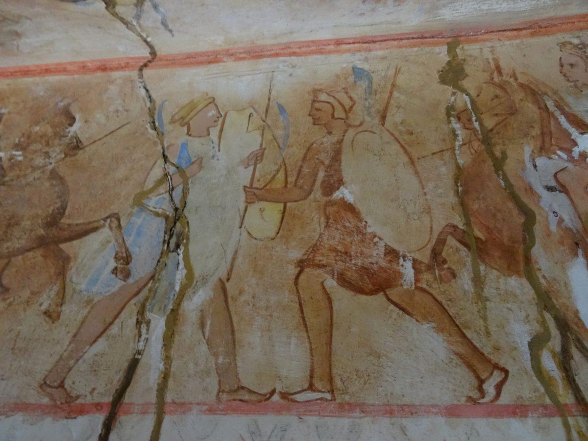 Kazanlak Thracian tombs