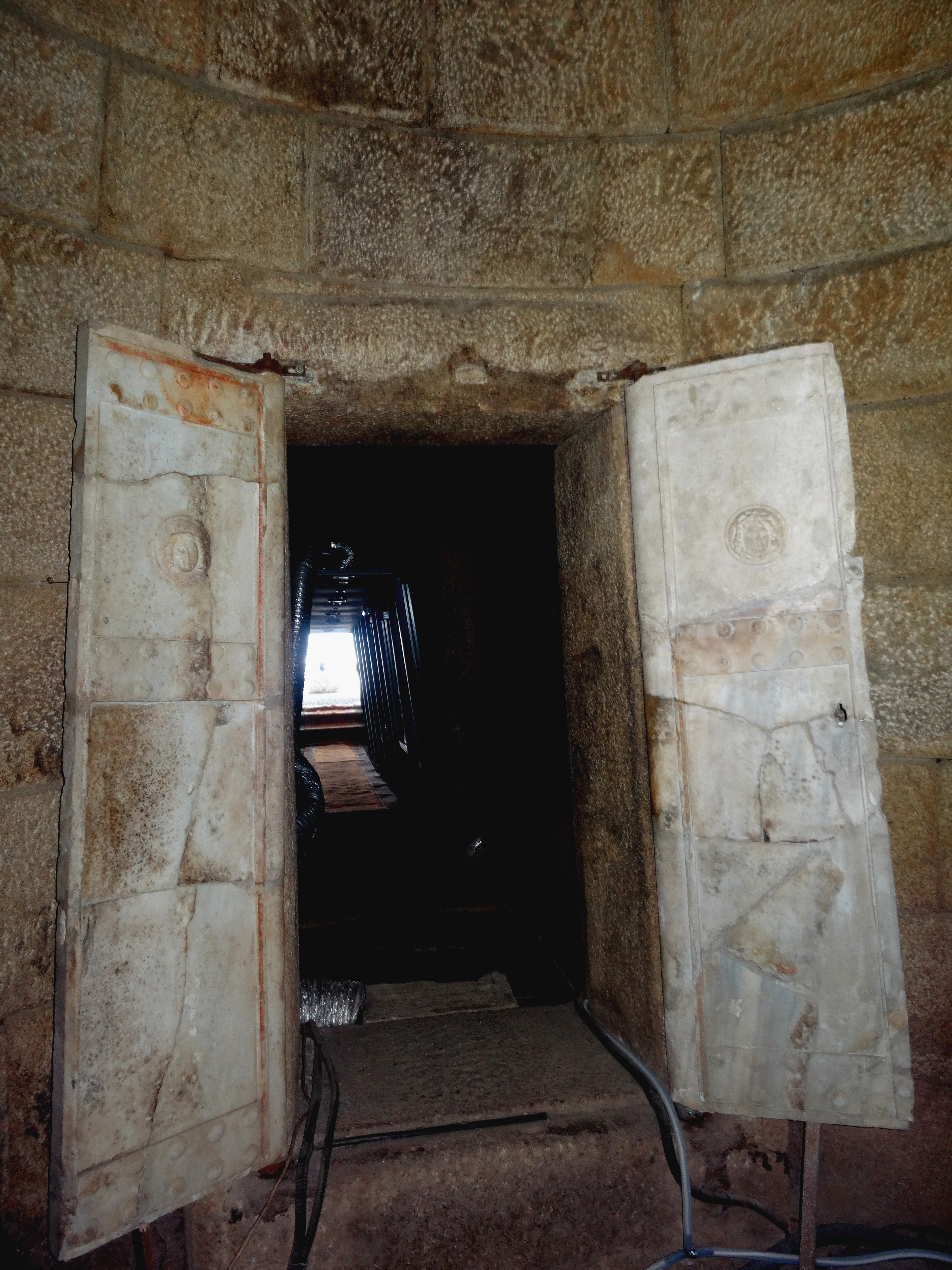 Kazanlak Thracian tombs Kosmatka