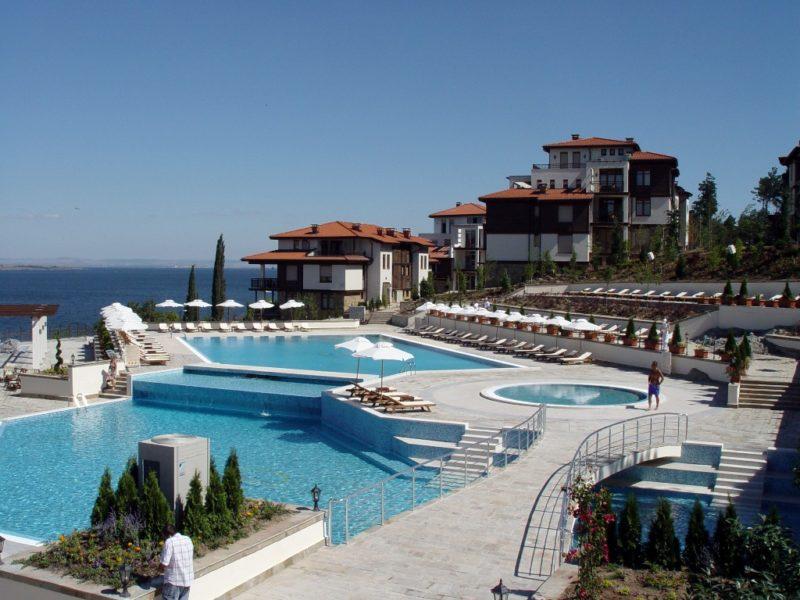 Santa marina болгария созополь