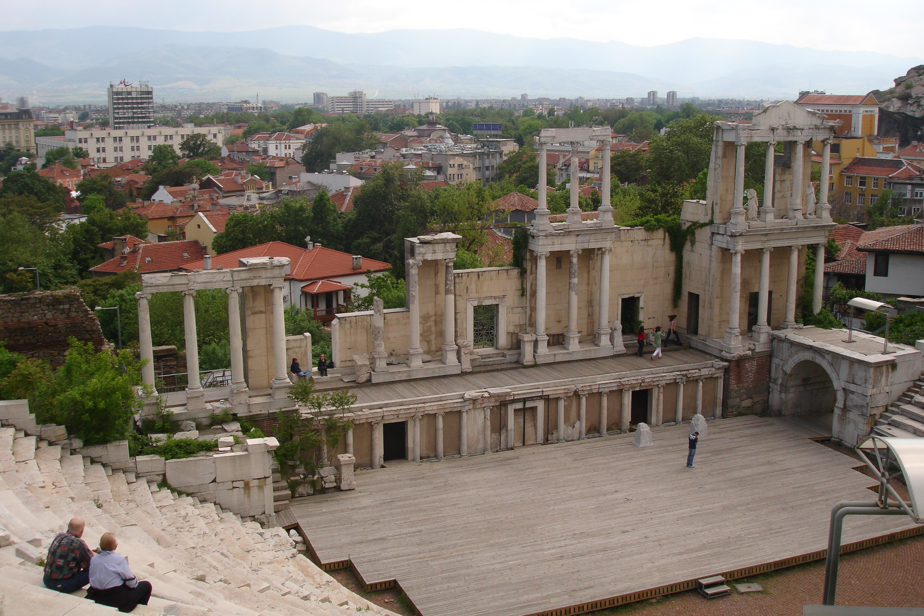 Plovdiv Is The Fifth Oldest City In The World Bulgaria