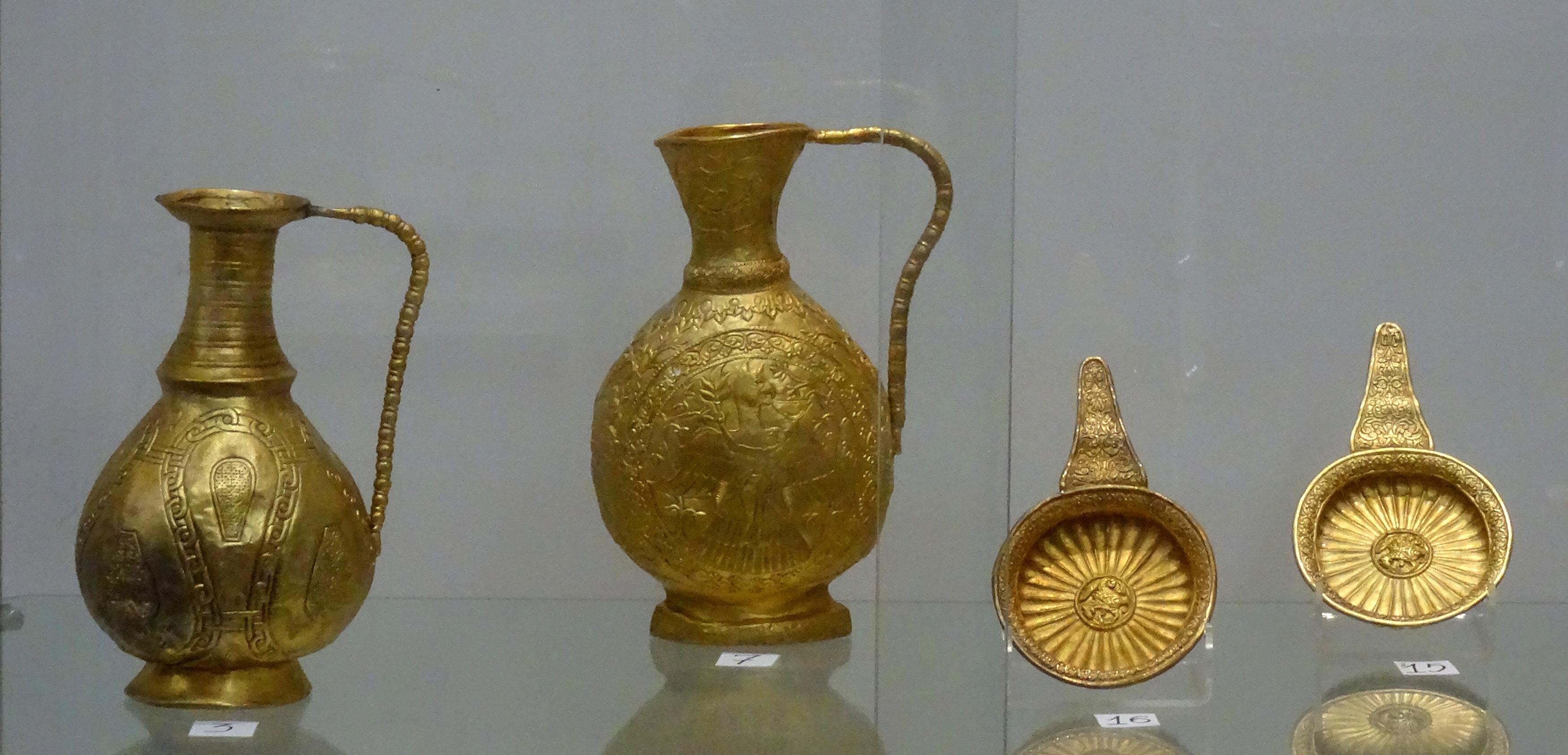 golden treasure pliska