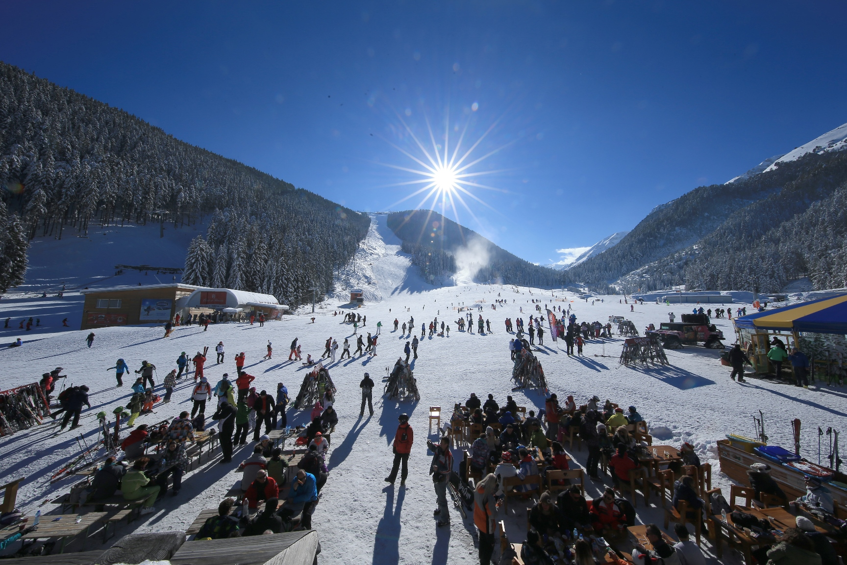 bansko prices ski passes
