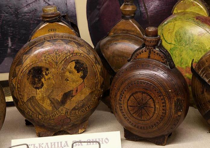 museum wine melnik