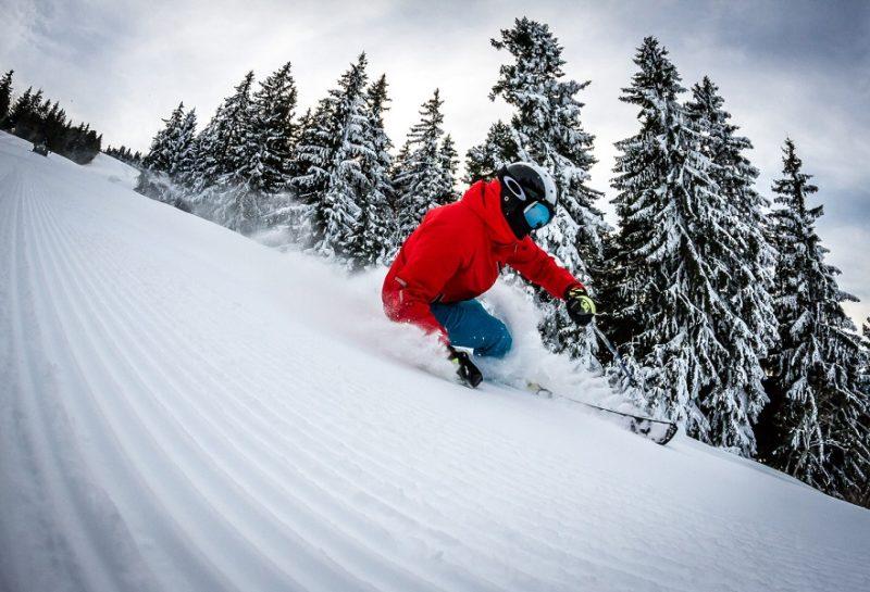 skiing Borovets
