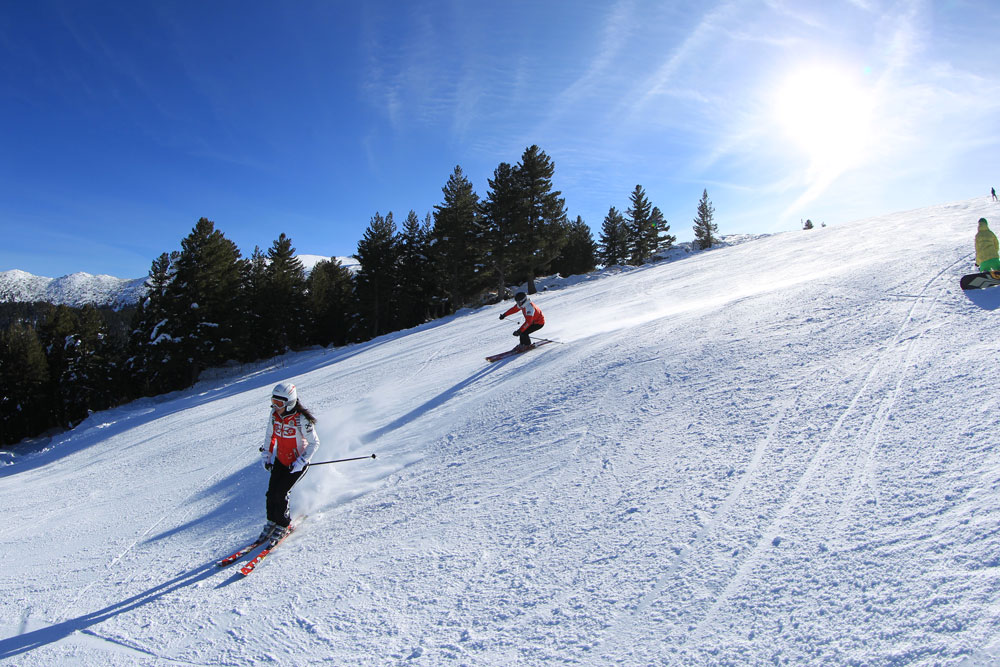 Bansko is ranked among the top 10 global destinations for for Best winter vacations in canada