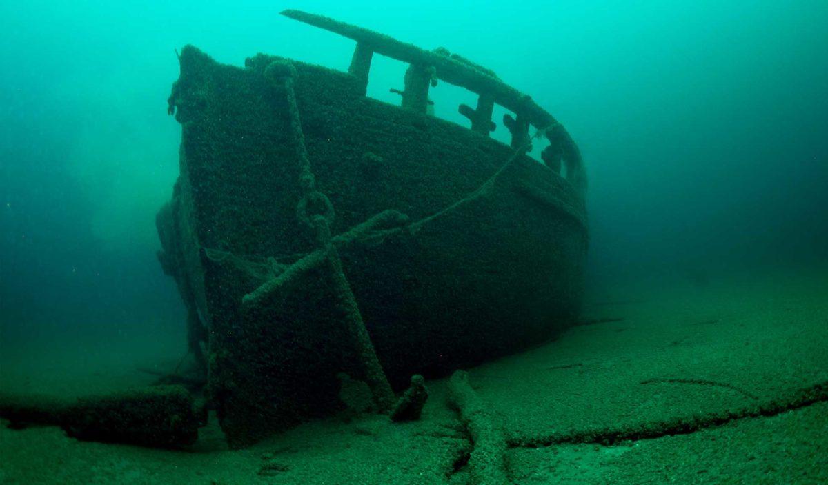 ship treasures black sea