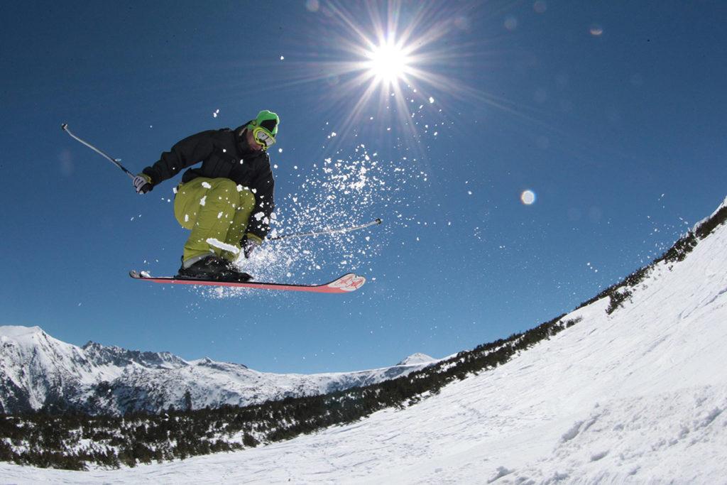 snowboard bansko
