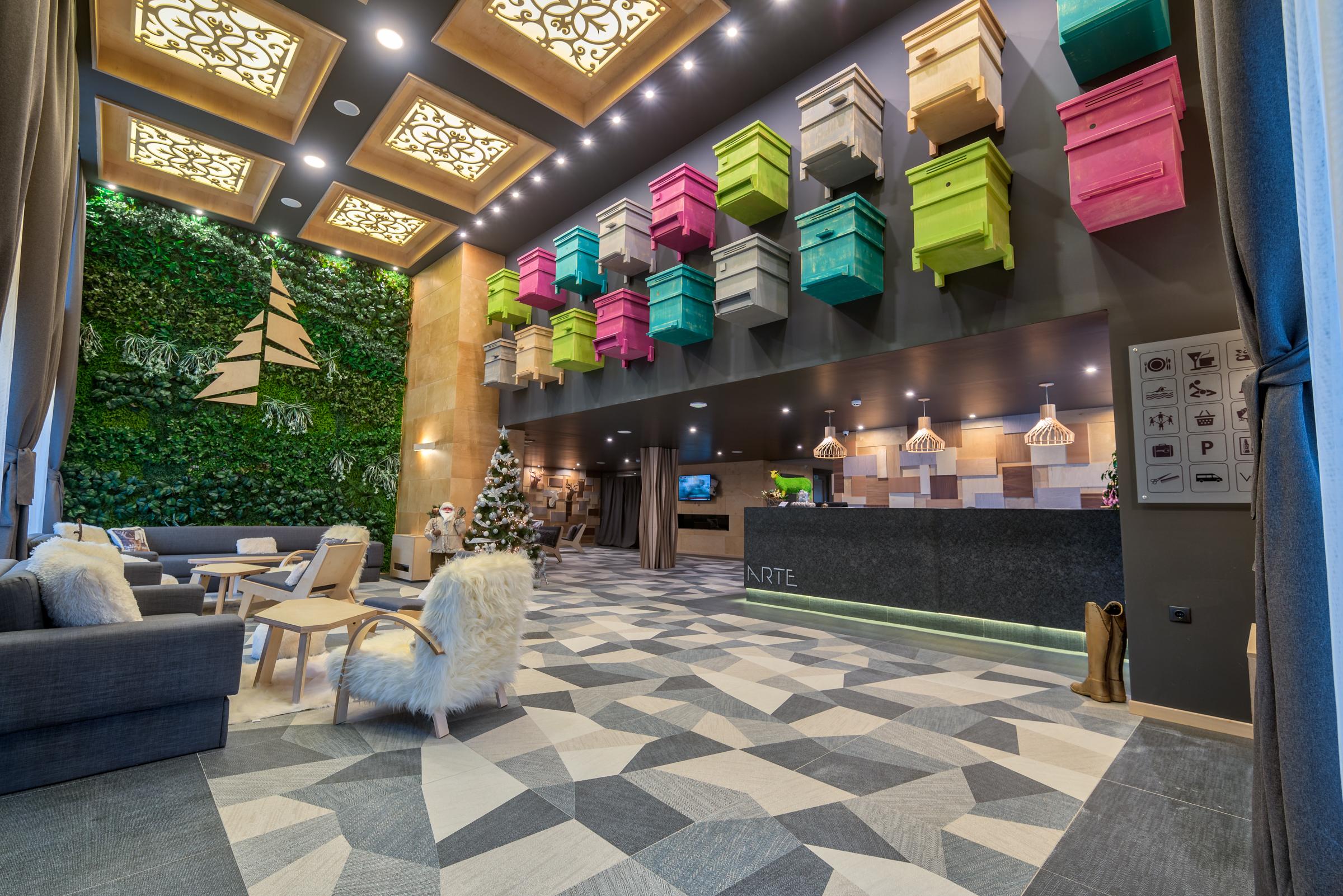 arte hotel velingrad