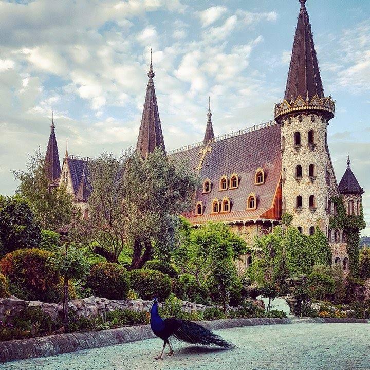 ravadinovo castle wedding destination