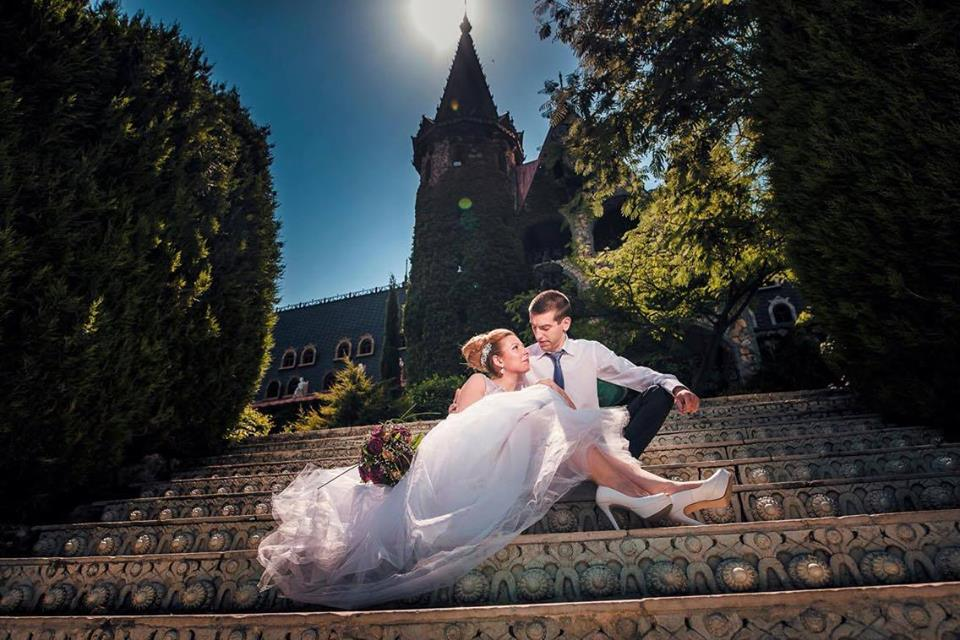 ravadinovo castle wedding destination