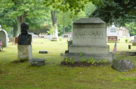 MacGahan monument Sofia