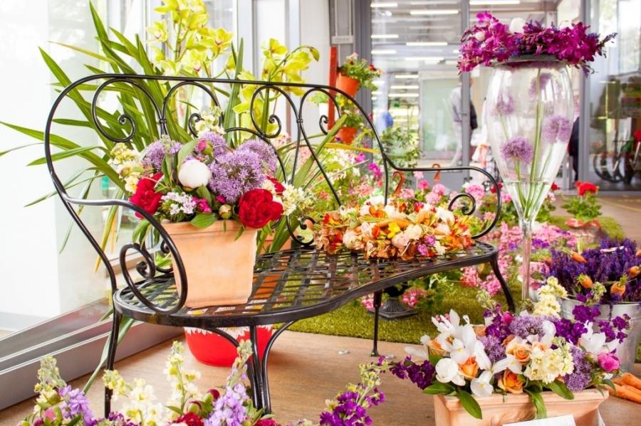 flowers exhibition burgas