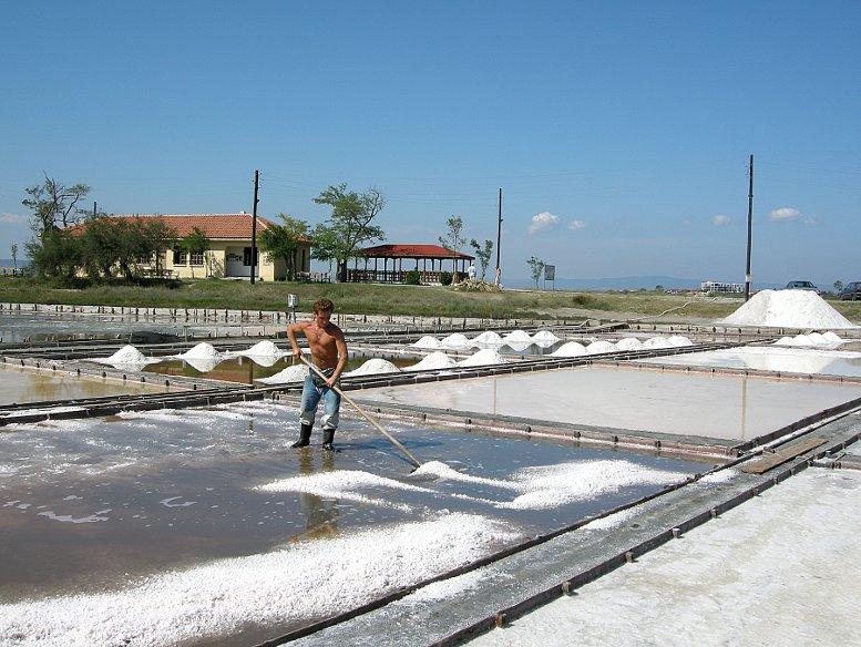 Salt museum Pomorie