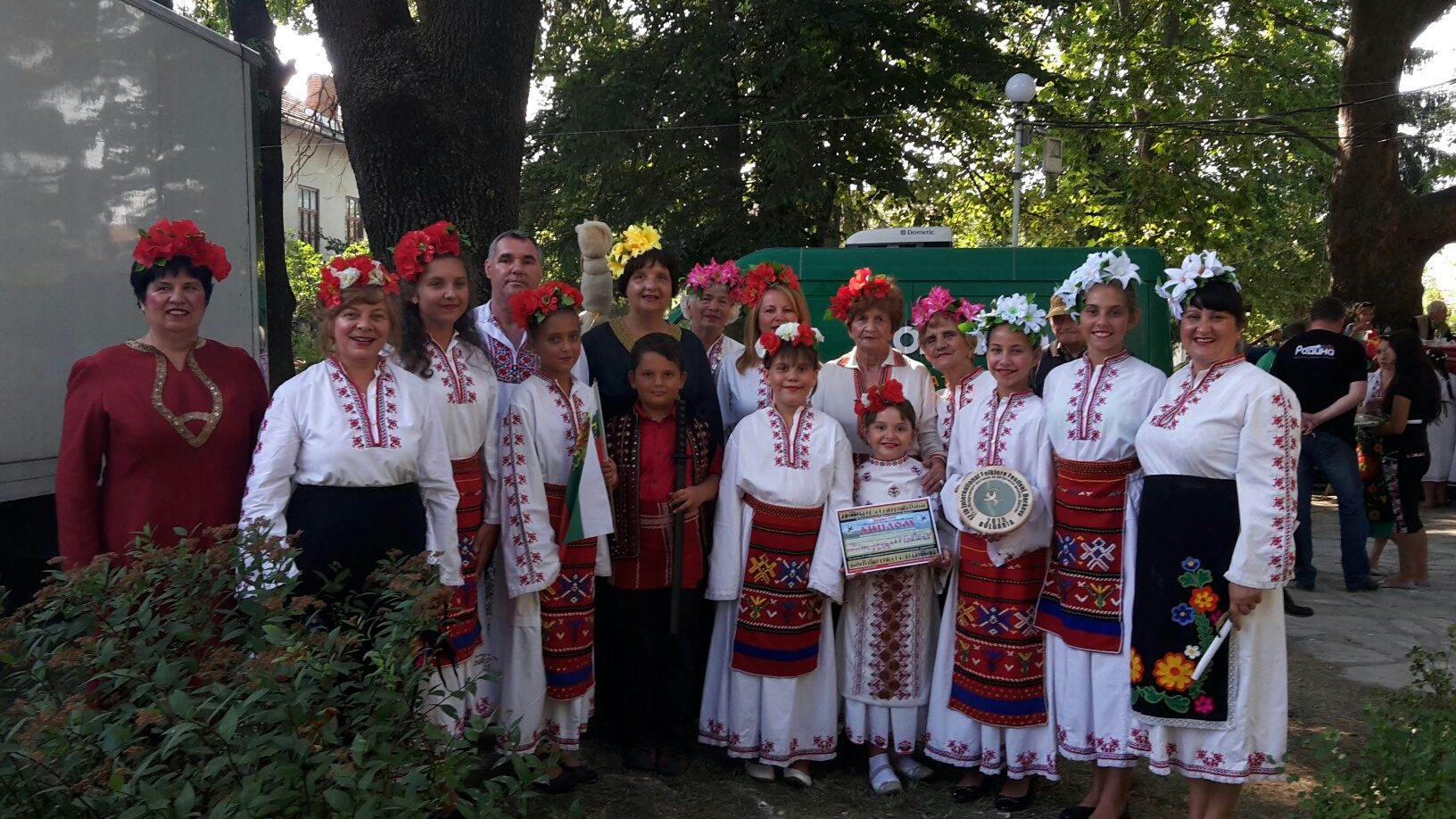 Dorkovo festival authentic folklore