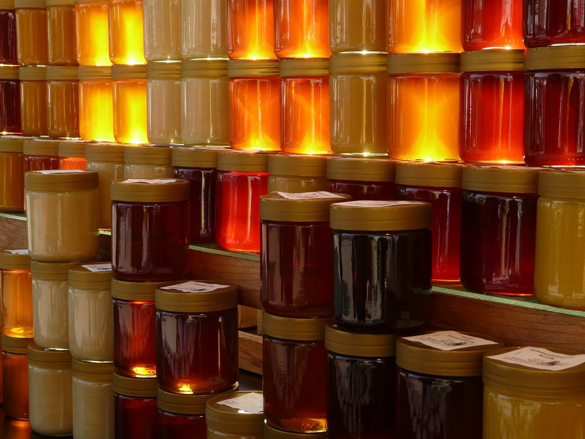 Oak Forest honey festival Strandja