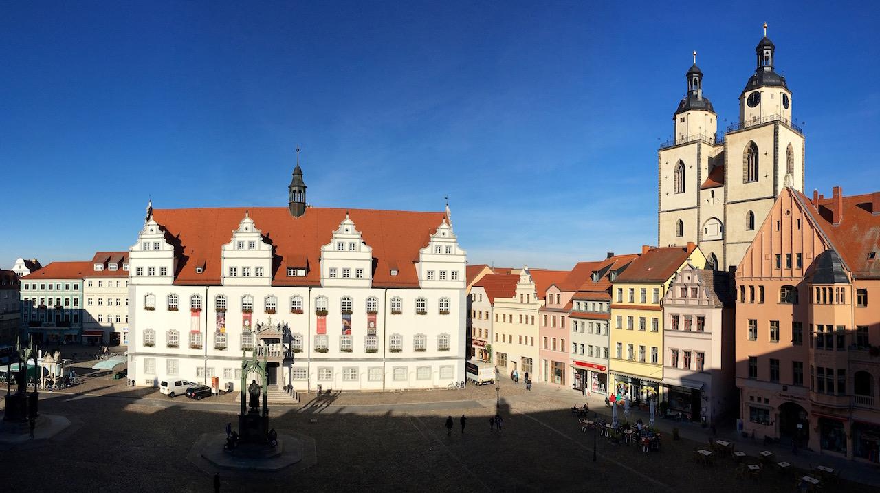 Reformation Lutherstadt Wittenberg Martin Luther