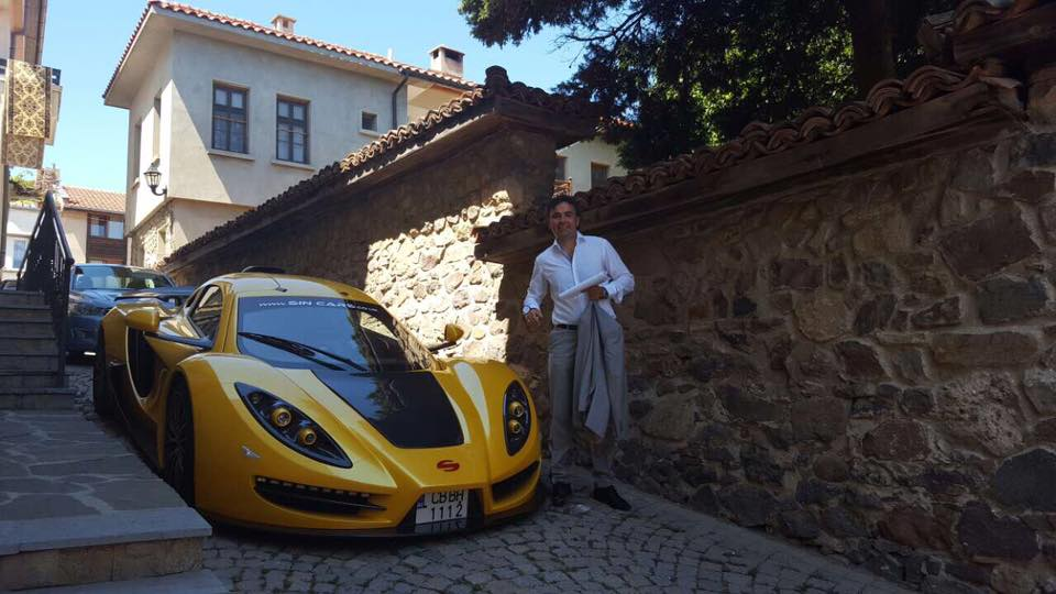 Bulgarian super car