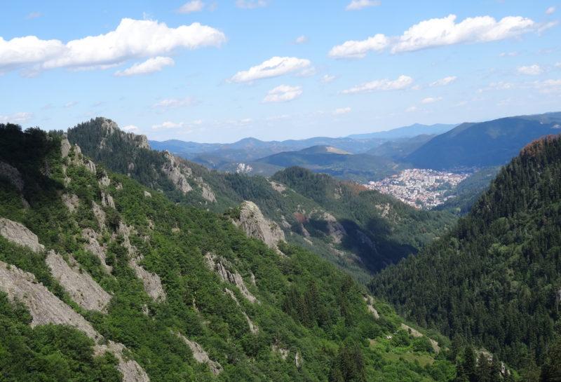 Off-road adventures Rhodopes