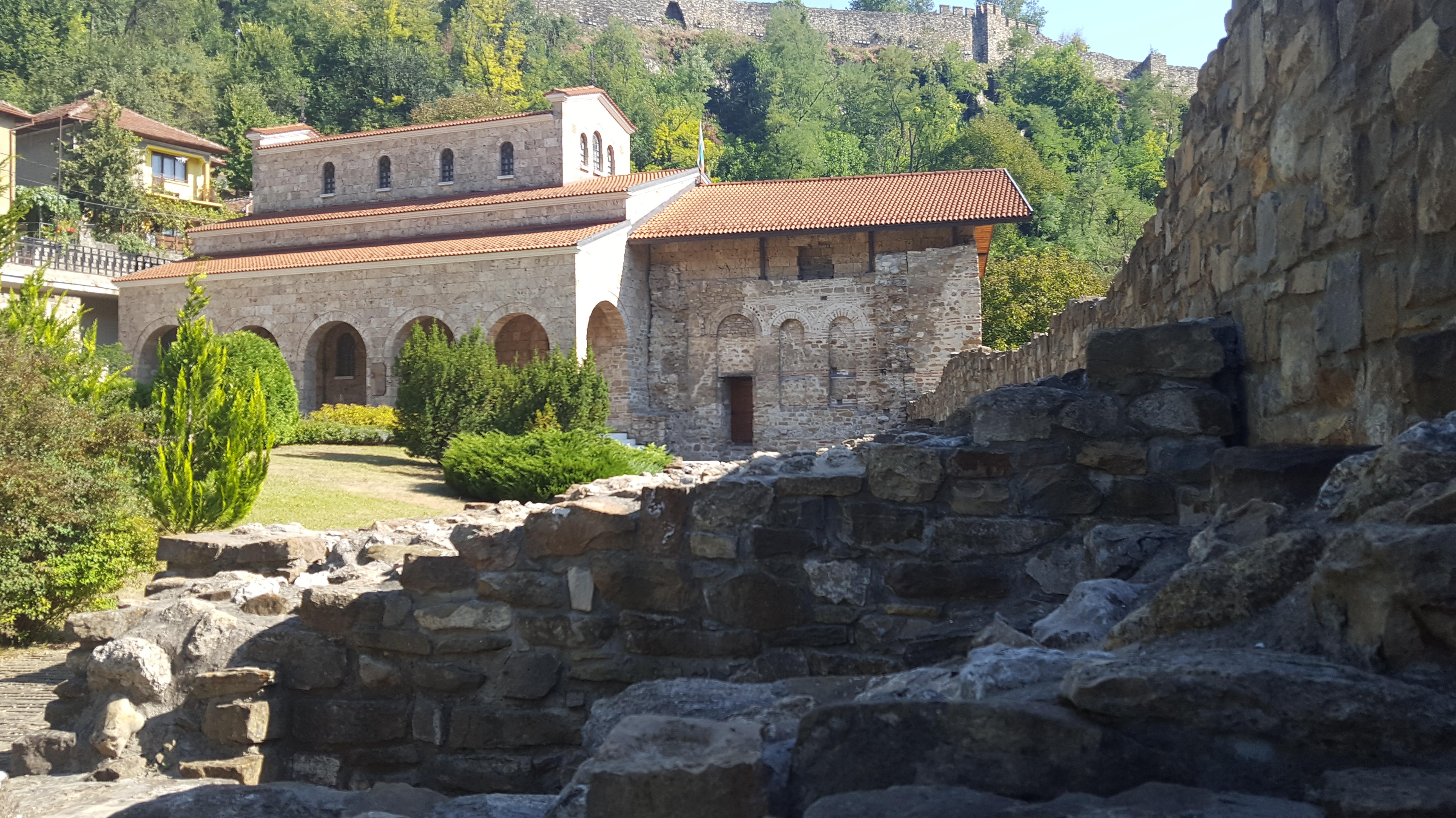 St. Forty martyrs church Veliko Tarnovo