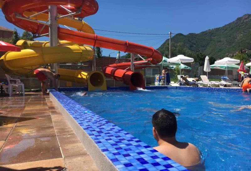 aquapark devin