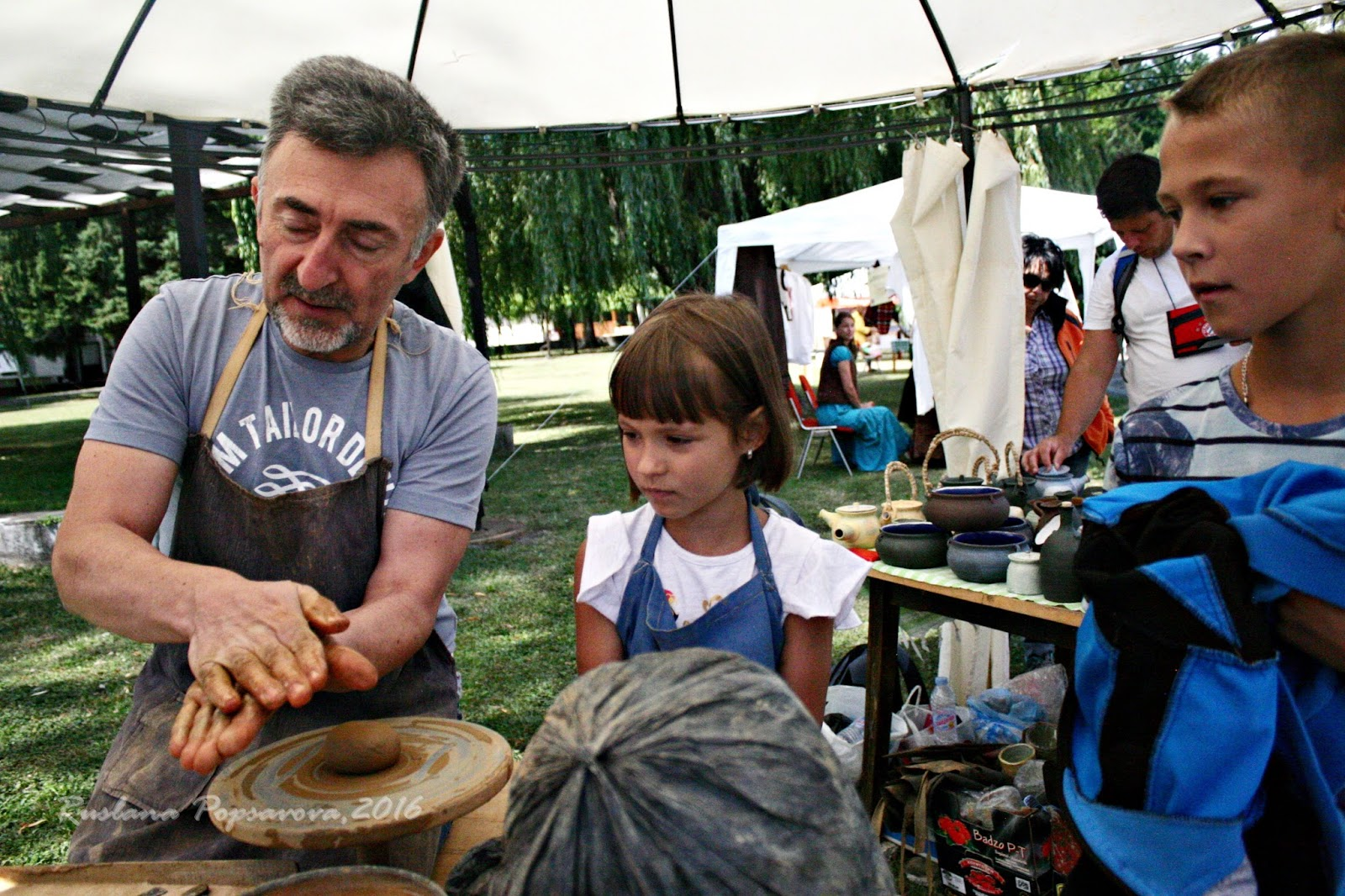 crafts fair oreshak
