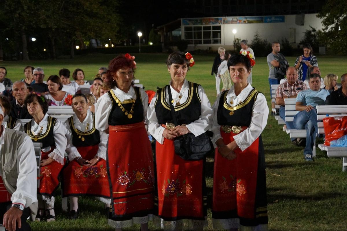 folklore festival albena