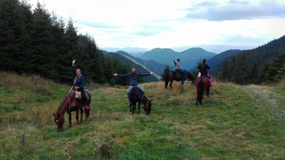horse adventures western rhodopes
