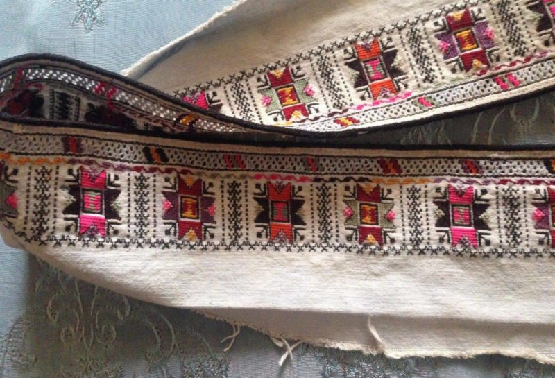 Festival Bulgarian embroidery Beloslav