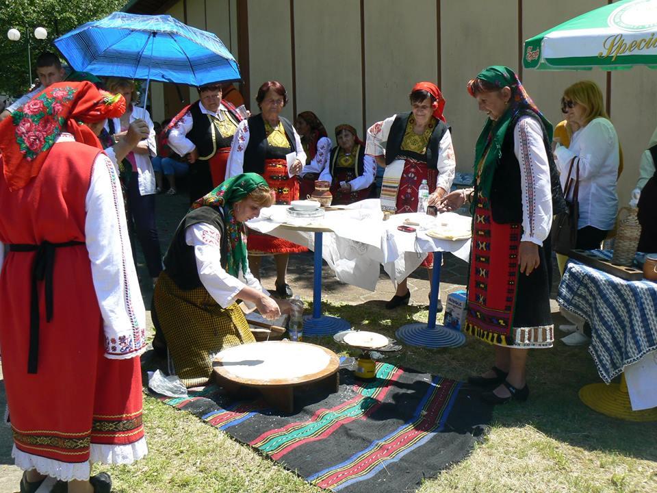 pryaporets festival