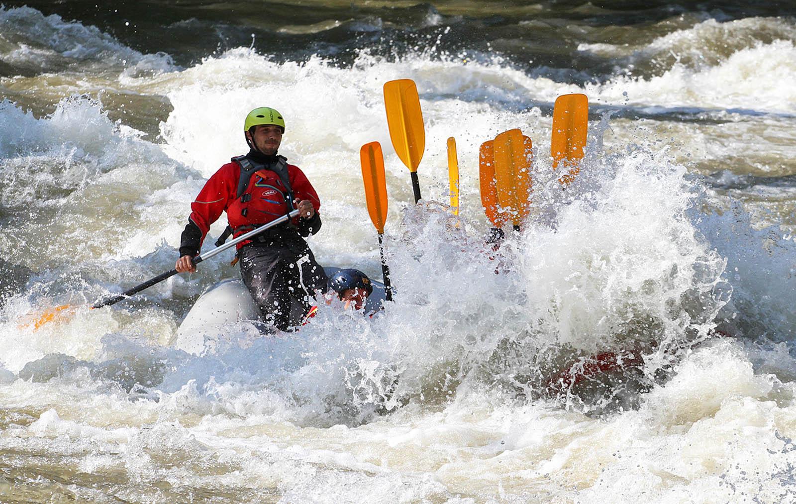 rafting Struma