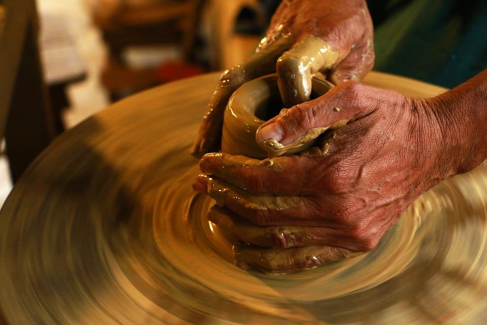 Bulgarian pottery