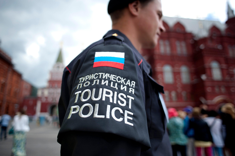 tourism poliece