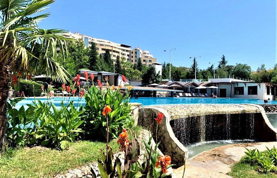 Black Friday At The Botanica Hotel In Sandanski Discounts Up To