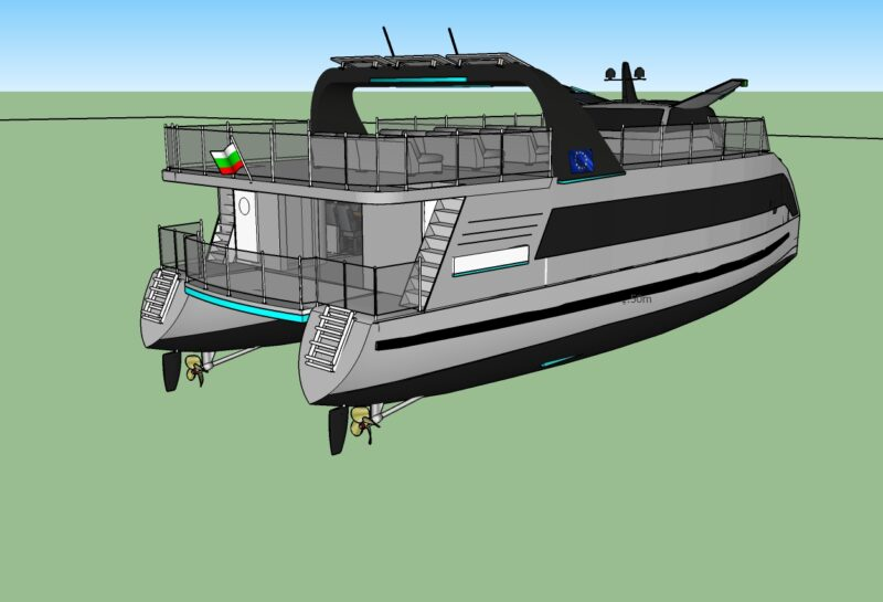 new ship Burgas